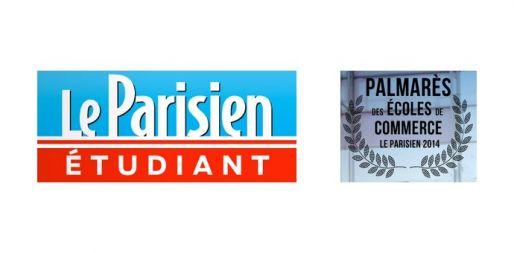 Palmarès des Écoles de Commerce Le Parisien 2014