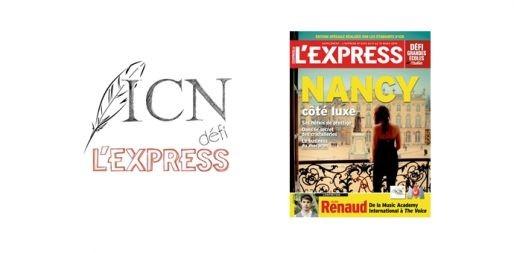DÉFI L'EXPRESS : NANCY CÔTÉ LUXE